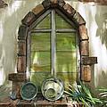 Closed Window by Manuel Lopez