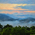 Closer To Heaven In The Blue Ridge Mountains by Kenny Francis