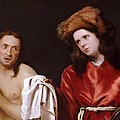 Clothing The Naked by Michiel Sweerts