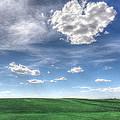 Cloud Heart by Lanita Williams