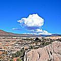 Cloud In Colorado by Randy J Heath