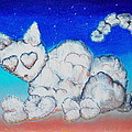 Cloud Kitty by R Neville Johnston