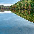 Lake - Cloud Mirror by JG Coleman