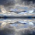 Cloud Mirror by Steve Ball