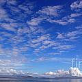Cloud N Sky 3 by Nancy L Marshall