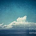 Cloud Over Island by Dirk Wuestenhagen