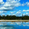 Cloud Reflections by Catie Canetti