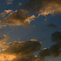Cloud Series 34 Of Sunset  by Bill Marder