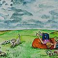 Cloud Shapes by Janis Lee Colon