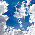 Cloud Study 3852 by Brian King