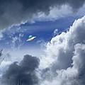 Cloud Surfing by Ben Upham III