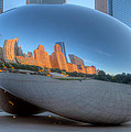 Cloudgate City by Lindley Johnson