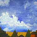 Clouds 1 by David Carson Taylor