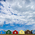 Clouds And Sheds by Jenny Setchell