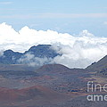 Clouds At Haleakala by Mark Thompson