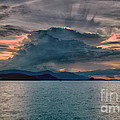 Clouds Explosion by Michelle Meenawong