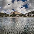 Clouds Form Over Lake Helen by Greg Nyquist