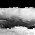 Clouds In Black And White by John Daly