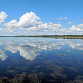 Clouds In The Lake by Steve Stones