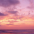 Clouds In The Sky At Sunset, Pacific by Panoramic Images