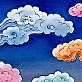 Clouds by Nicola Mountney