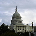 Clouds Of Political Uncertainty Over Capitol Hill by Lingfai Leung