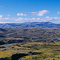 Clouds Over A Mountain Range, Torres by Panoramic Images
