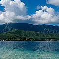 Clouds Over An Island, Hana, Maui by Panoramic Images