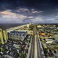 Clouds Over Gulf Shores by Michael Thomas