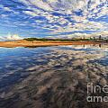 Clouds Over Narrabeen Lake by Sheila Smart Fine Art Photography