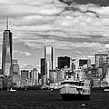Clouds Over New York by Jatinkumar Thakkar