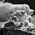 Clouds Over Santa Fe by Madeline Ellis