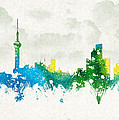 Clouds Over Shanghai China by Aged Pixel