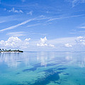 Clouds Over The Ocean, Florida Keys by Panoramic Images