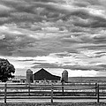 Clouds Over The Upper Midwest by Christi Kraft