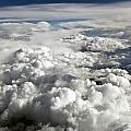 Clouds Over Wyoming by Ronald Gans