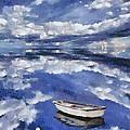Clouds Reflection  by Georgi Dimitrov
