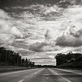 Clouds Zoom Interstate 85 by Ben Shields
