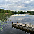 Cloudy Colored Water by Bill Pevlor