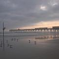 Cloudy Dawn 1  3-15-15 by Julianne Felton