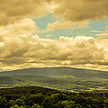 Cloudy Day In New Hampshire by Sherman Perry