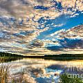 Cloudy Evening by Matthew Trudeau