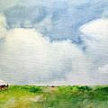 Cloudy Summerday by Steve K