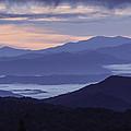 Cloudy Sunrise by Maria  Struss