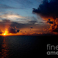 Cloudy Sunset by Jt PhotoDesign