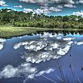 Cloudy Waters by Deborah Klubertanz