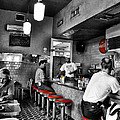 Clover Grill - New Orleans by Bill Cannon
