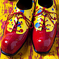 Clown Shoes And Balls by Garry Gay