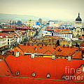Cluj From Above by Bufnila Alin