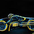 Clu's Lightcycle by Kayleigh Semeniuk